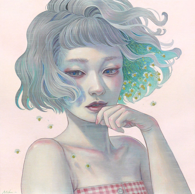 Miho Hirano - Behavior