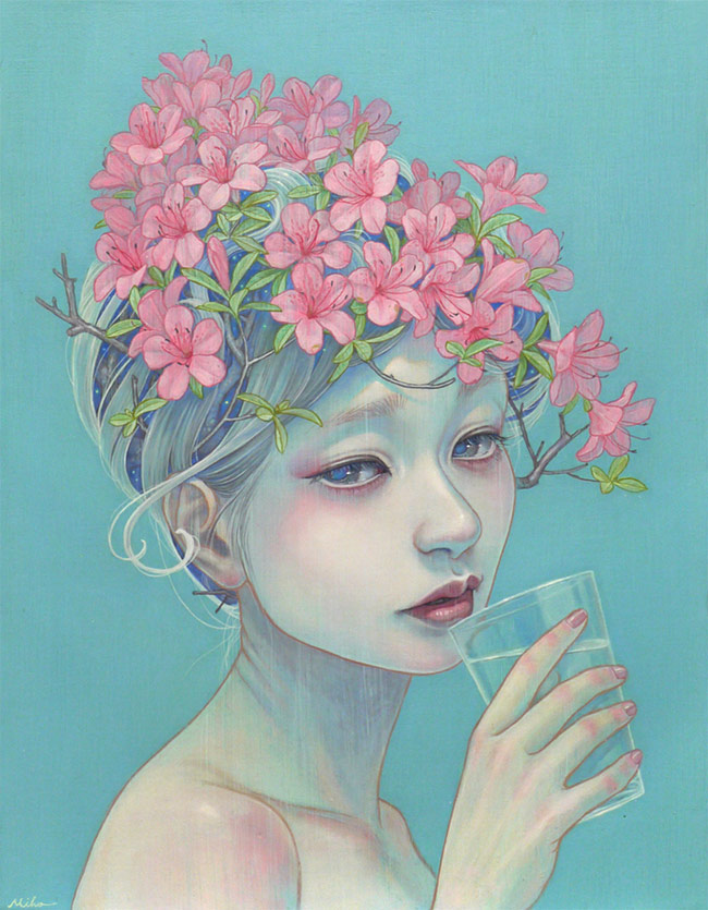 Miho Hirano - Supplying #3