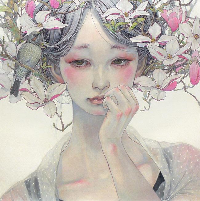Miho Hirano - Temptation - Magnolia
