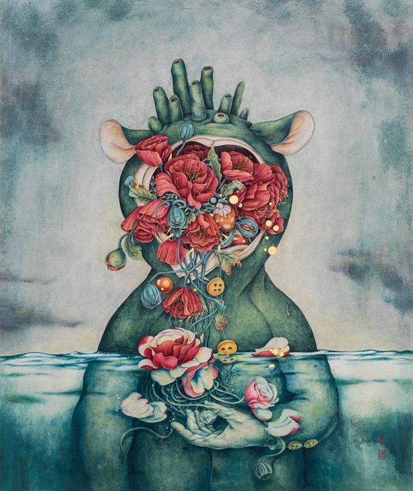 Alice Lin - In the Ocean 2