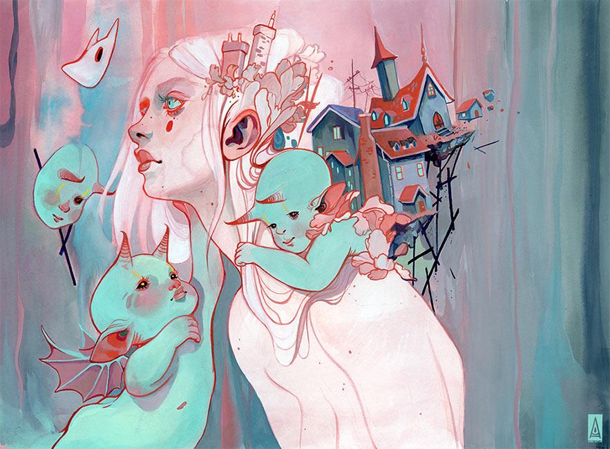 Audra Auclair – A Transcendent Fusion – Artist Profile