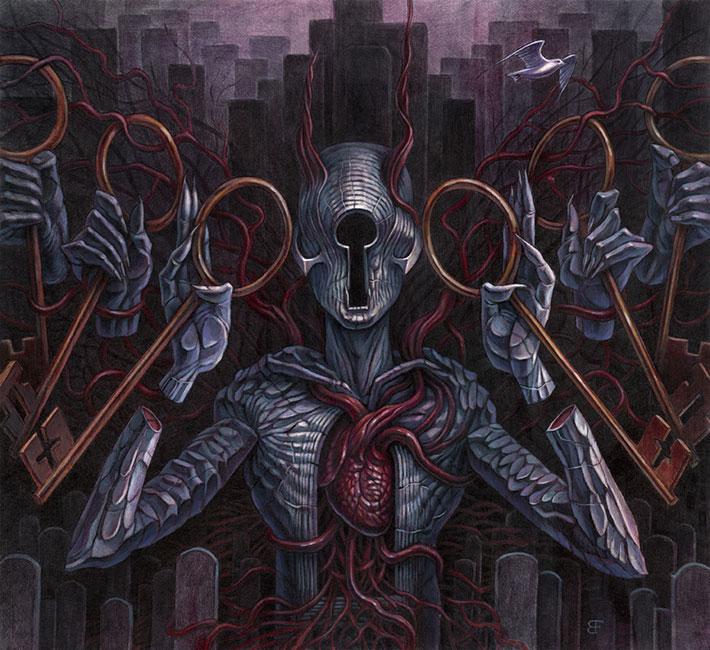 Brendon Flynn - Freya - Grim (Cover Art)