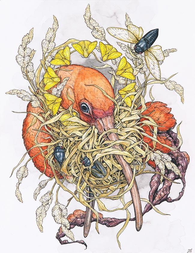 Lauren Marx - Cicada Saint