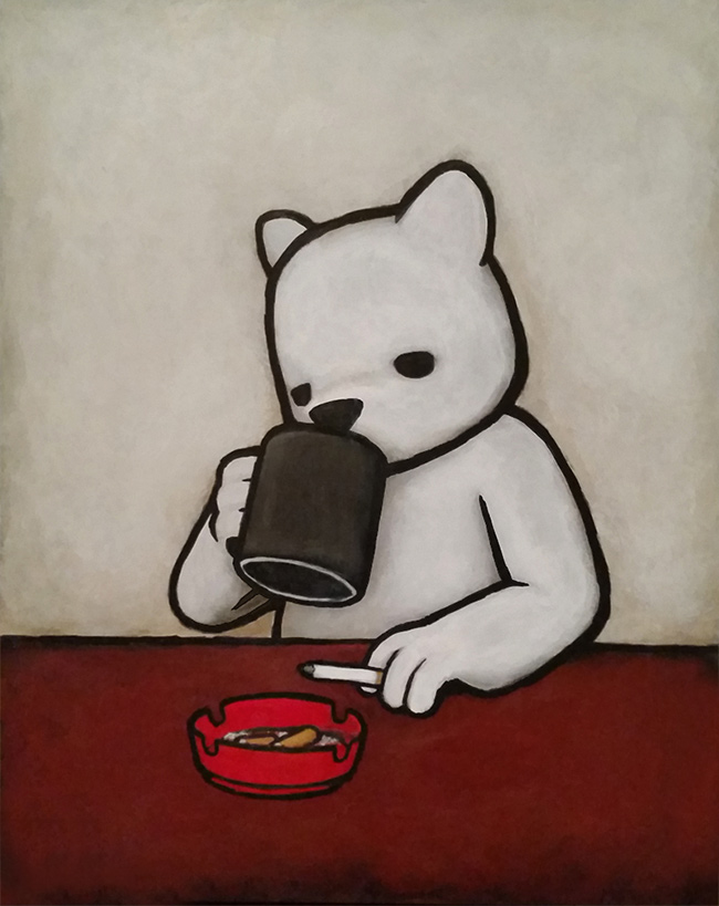 Luke Chueh - Coffee & Cigarettes