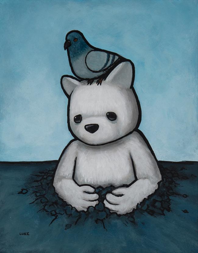 Luke Chueh - Pigeon Holed