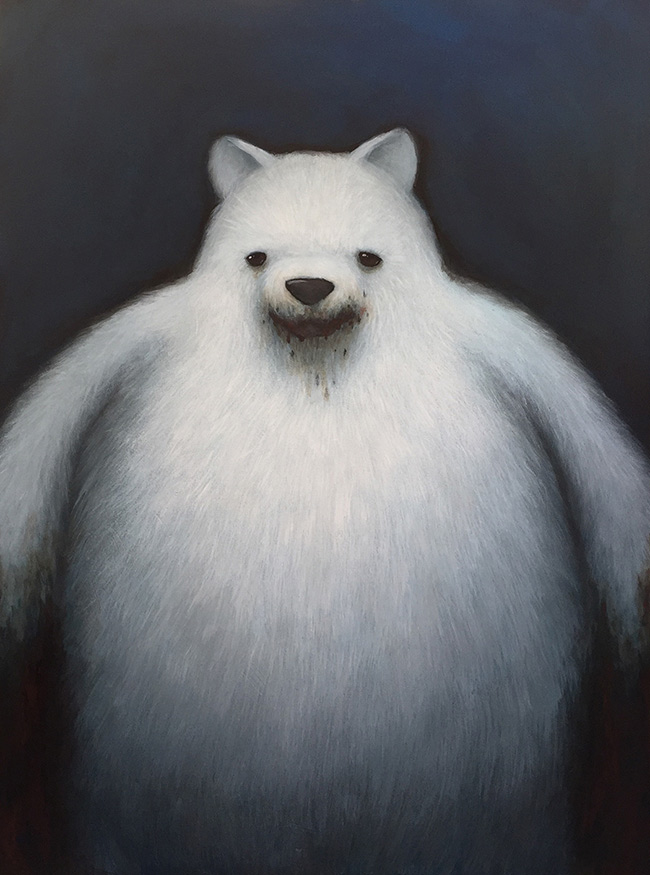 Luke Chueh – Bear Necessities – Artist Profile