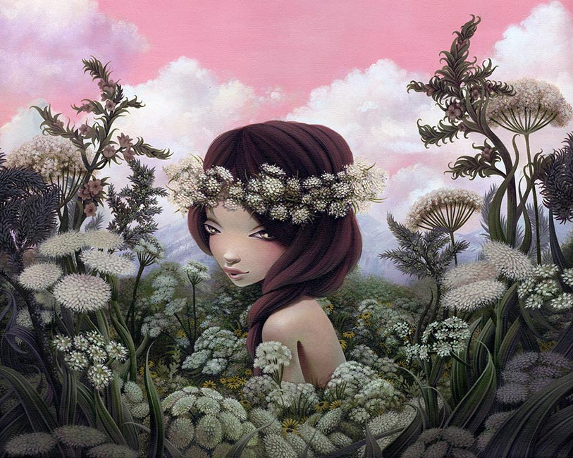 Shannon Bonatakis - Carrot Flowers