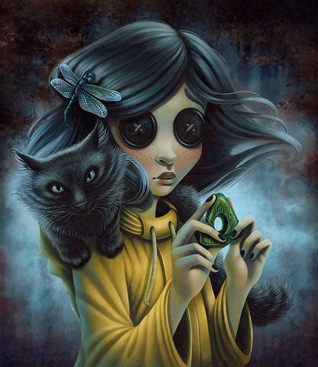 Shannon Bonatakis - Coraline