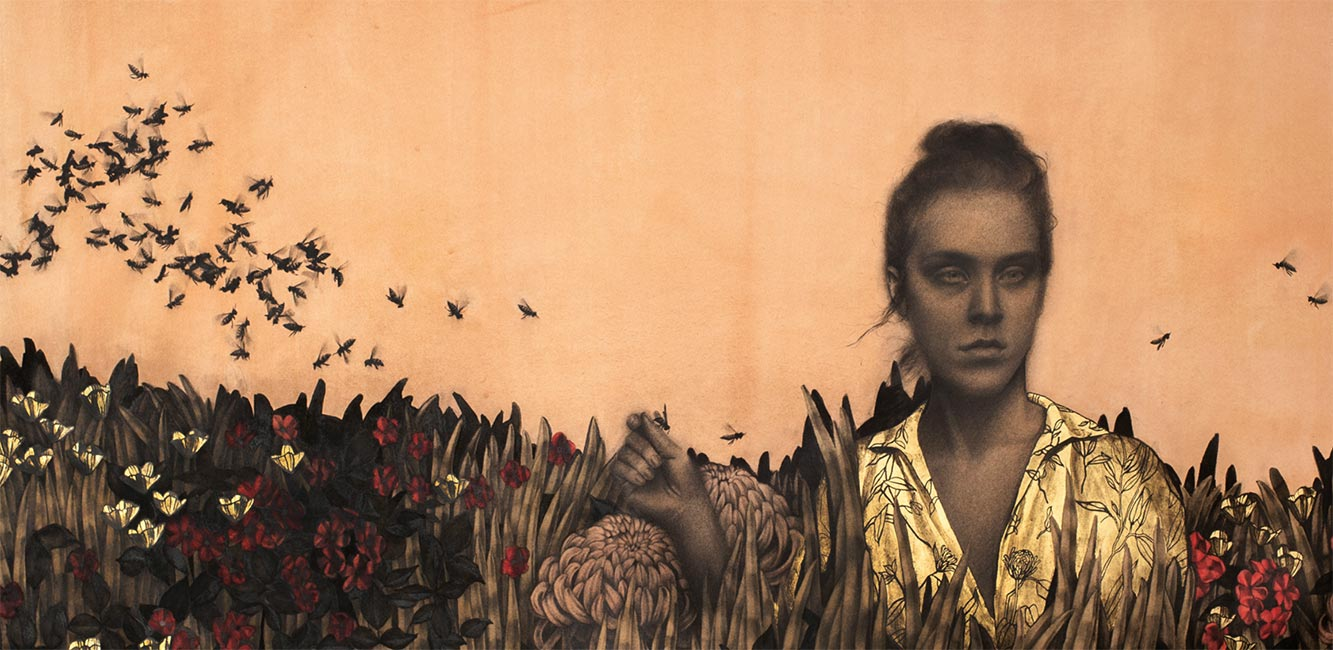Alessandra Maria - Self-Portrait I