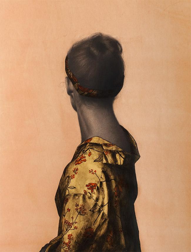 Alessandra Maria - Self-Portrait II