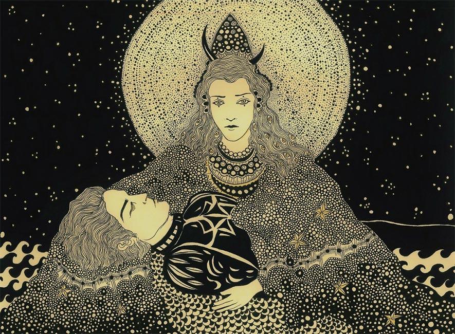 Daria Hlazatova - Tristan and Isolde