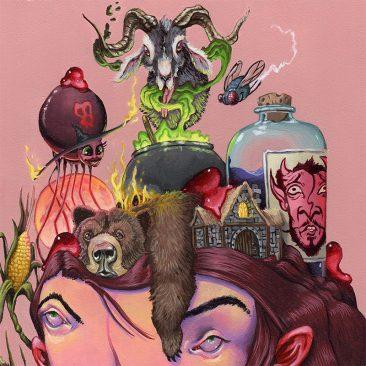 Adam Augustyn - He is the Bear (Detail 1)