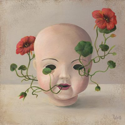 Alice Wellinger - Doll's Head
