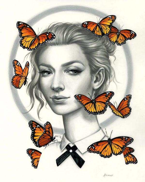 Allison Reimold - Monarch