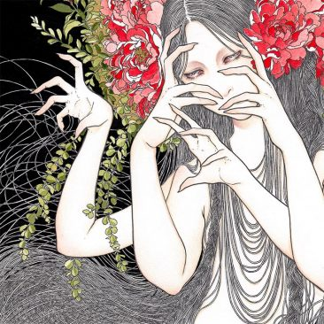 Andi Soto - Dreamcatcher (Detail 2)