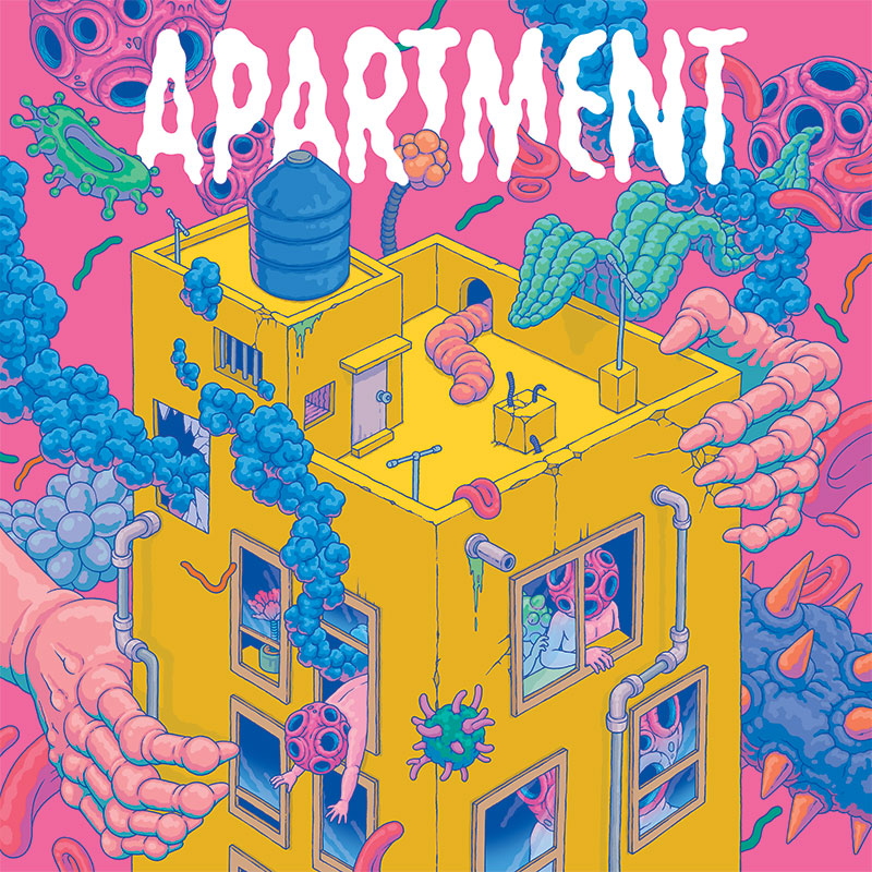 Bang Sangho - Apartment