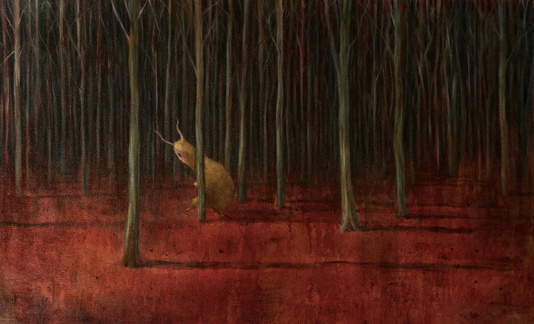 Brad Gray - Forest Zeitgeist