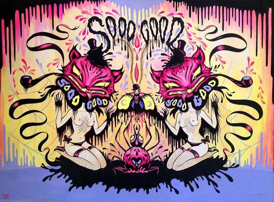 Camille Rose Garcia - Sooo Good