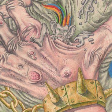 Davor Gromilovic - Scared Troll (Detail 2)