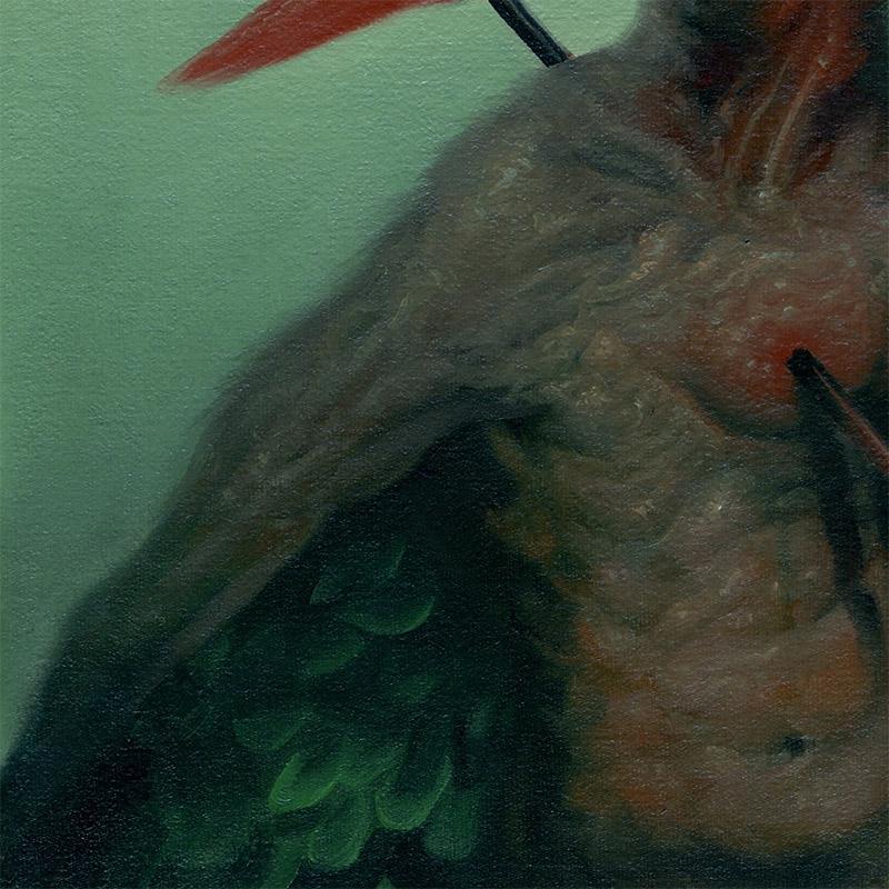 Dos Diablos - Los Hombres Pajaro I (Detail 2)