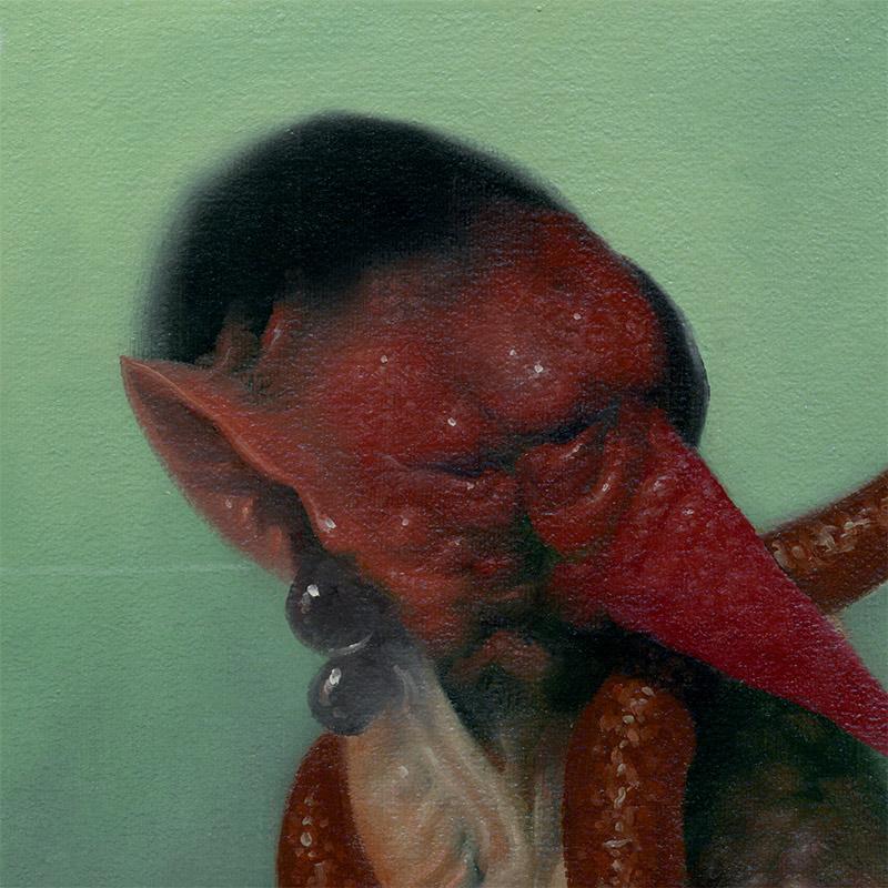 Dos Diablos - Los Hombres Pajaro II (Detail 1)