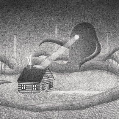 James Lipnickas - The Night It Arrived