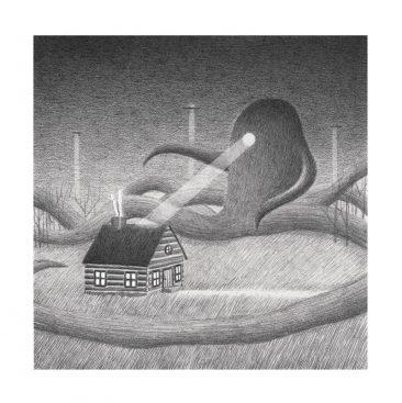 James Lipnickas - The Night It Arrived (Border)