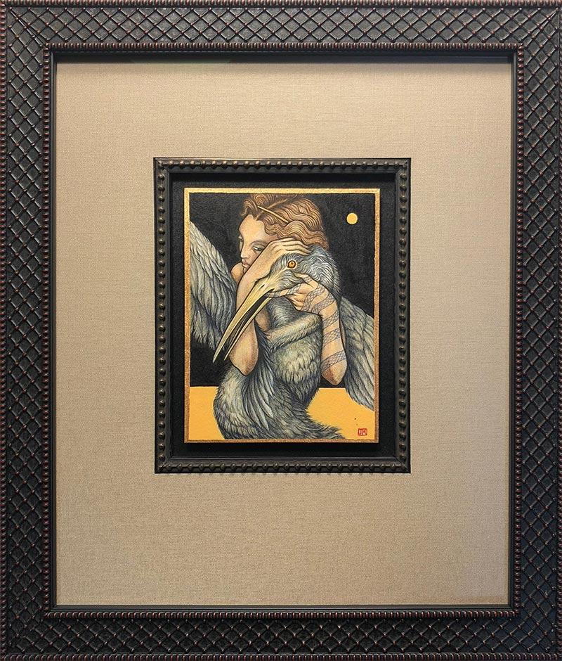 Jason A. Mowry - Einfühlung (Framed)