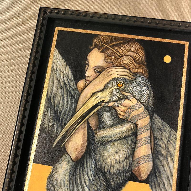 Jason A. Mowry - Einfühlung (Framed - Detail 2)