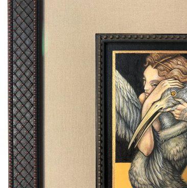 Jason A. Mowry - Einfühlung (Framed - Detail)