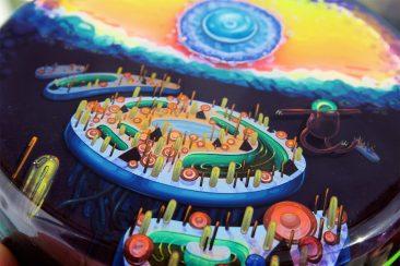 Joey Stupor - Secret Gardens (Detail 2)