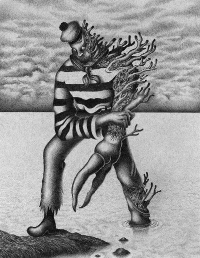 Nicolas Degaudenzi - Cursed Sailor