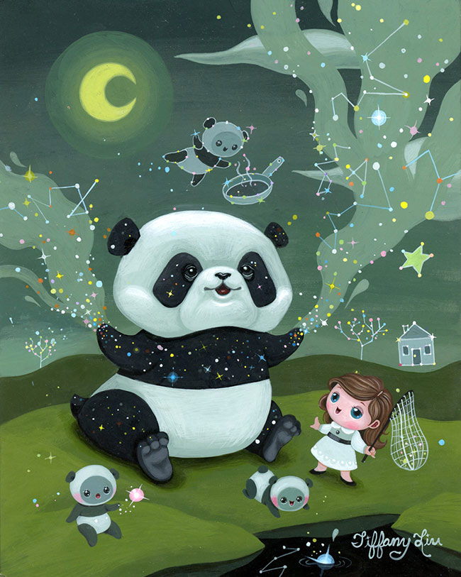 Tiffany Liu - He Who Conjures Stars