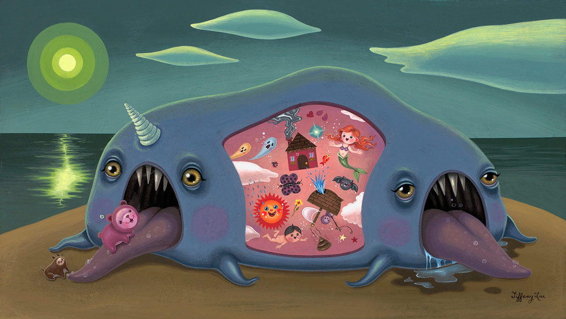 Tiffany Liu - The Monster that Ate Everything