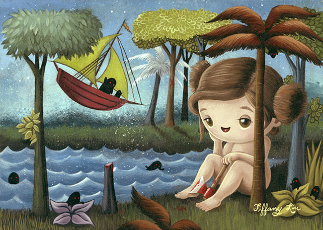 Tiffany Liu - Who are the Wild Things?