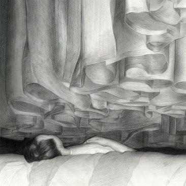 Wenkai Mao - Sleep (Detail)