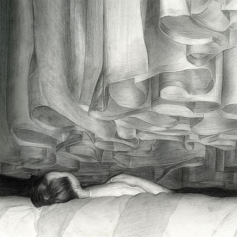 Wenkai Mao - Sleep (Detail)