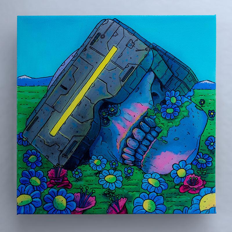 Xsullo - Humannature (Canvas)