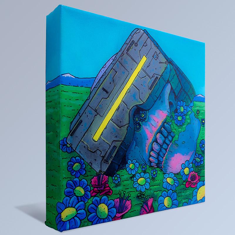 Xsullo - Humannature (Left-Side)