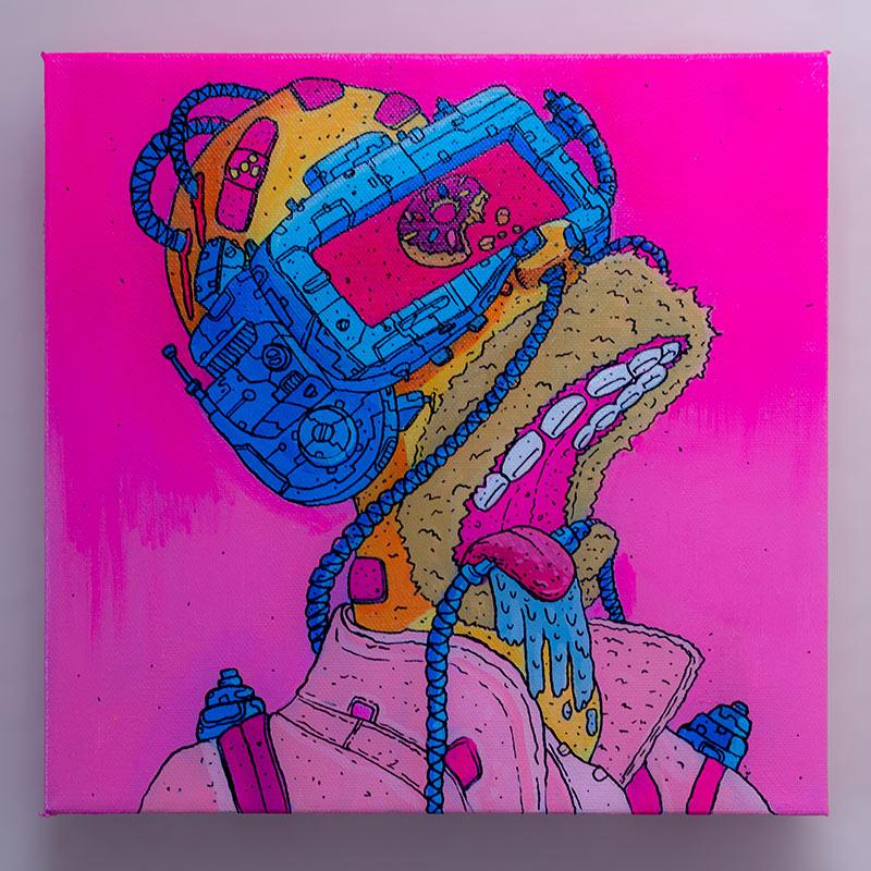 Xsullo - mmm_vr_donuts (Canvas)