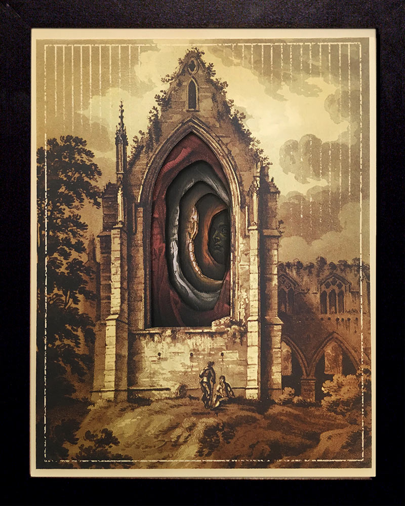 Alex Eckman-Lawn - Passage (Framed - Front)