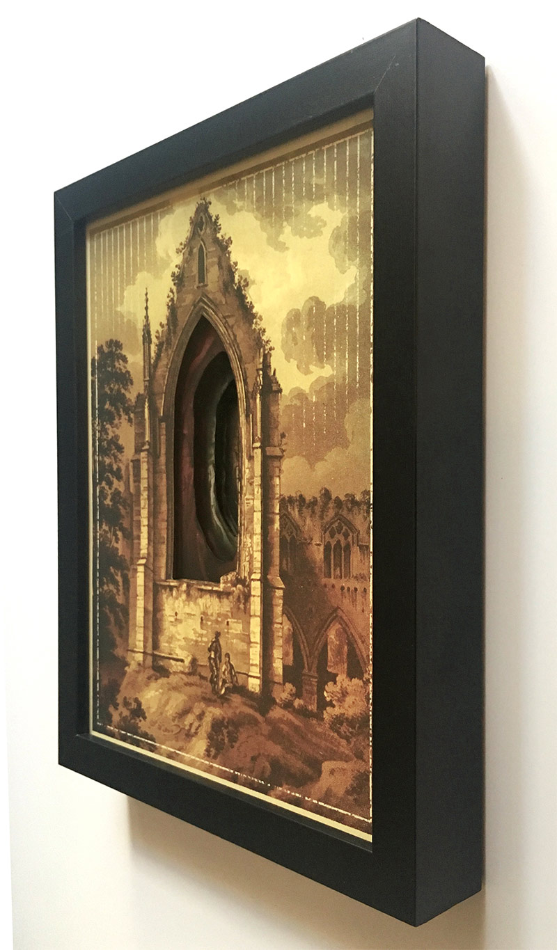 Alex Eckman-Lawn - Passage (Framed - Side)