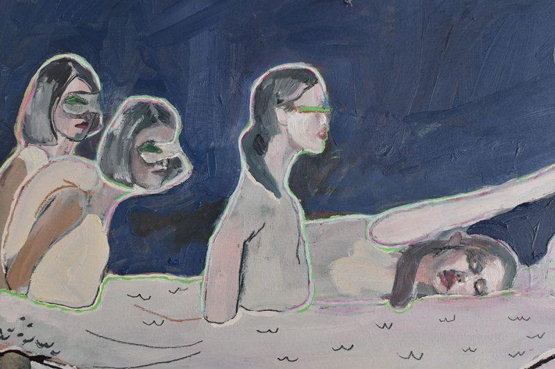 Alexandra Levasseur - Adrift (Detail 1)