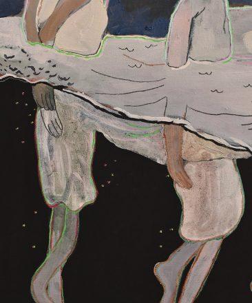 Alexandra Levasseur - Adrift (Detail 2)