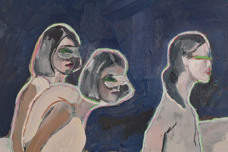 Alexandra Levasseur - Adrift (Detail 4)
