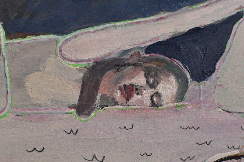 Alexandra Levasseur - Adrift (Detail 5)