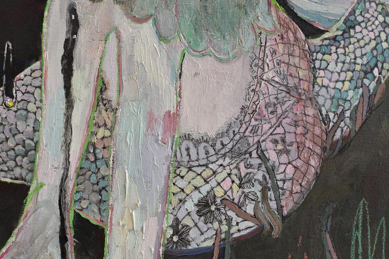 Alexandra Levasseur - Dark Matter (Detail 1)