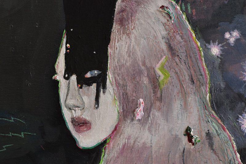 Alexandra Levasseur - Dark Matter (Detail 2)