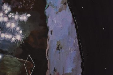 Alexandra Levasseur - Dark Matter (Detail 4)