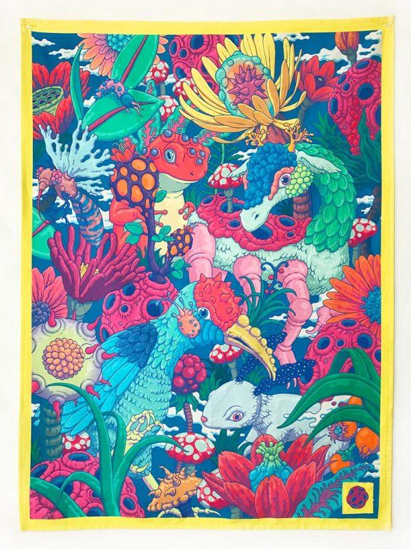 Bang Sangho - Blooming Animals